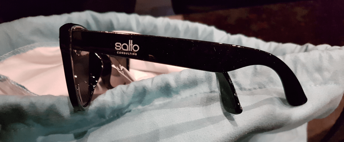 Lunettes Salto Consulting